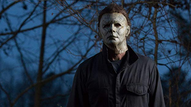 Michael Myers from the movie Halloween.