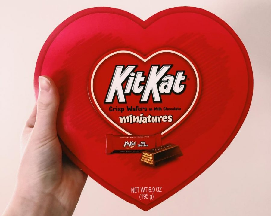 A gift that is common for Valentine's Day is chocolate.
