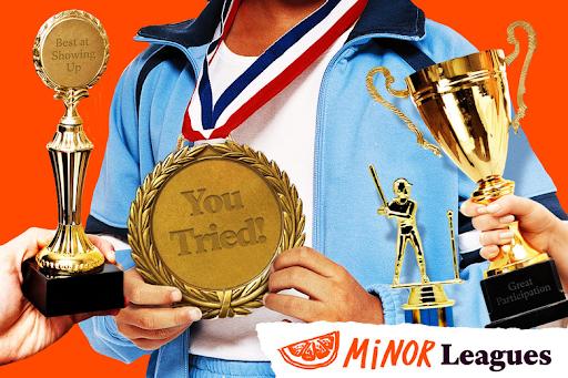 Should We Give Our Kids Participation Trophies?