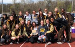 Adams Girls Track and Field Team Place First in Varsity Invitational, Boys Take Second