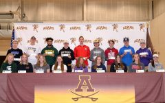 Rochester Adams Signing Day