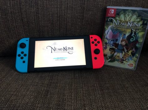 Ni No Kuni: Wrath of the Witch on the Nintendo Switch