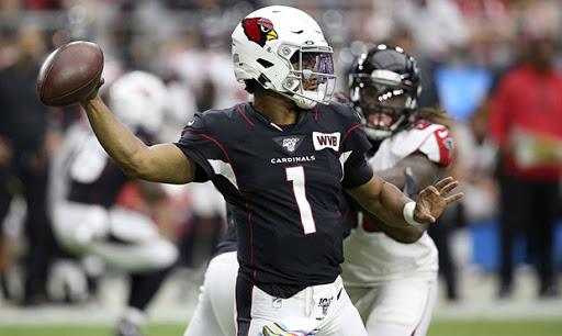 Cardinals Quarterback Kyler Murray.