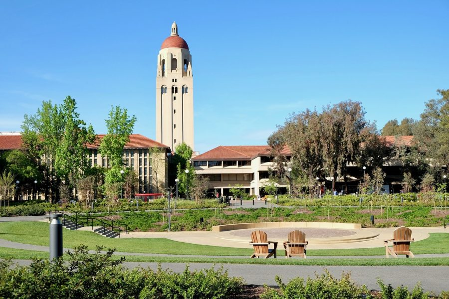 Stanford University - one of the most difficult universities to get into.