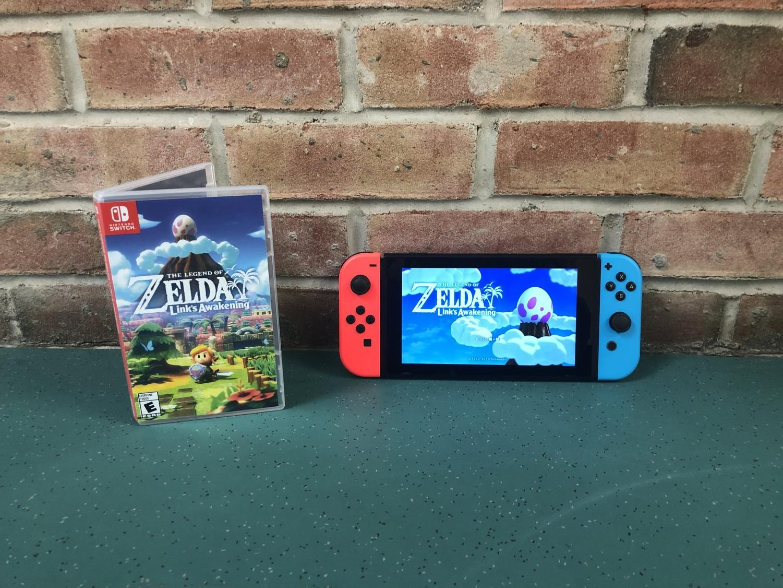 The Legend Of Zelda Link S Awakening Review The Adams Kilt