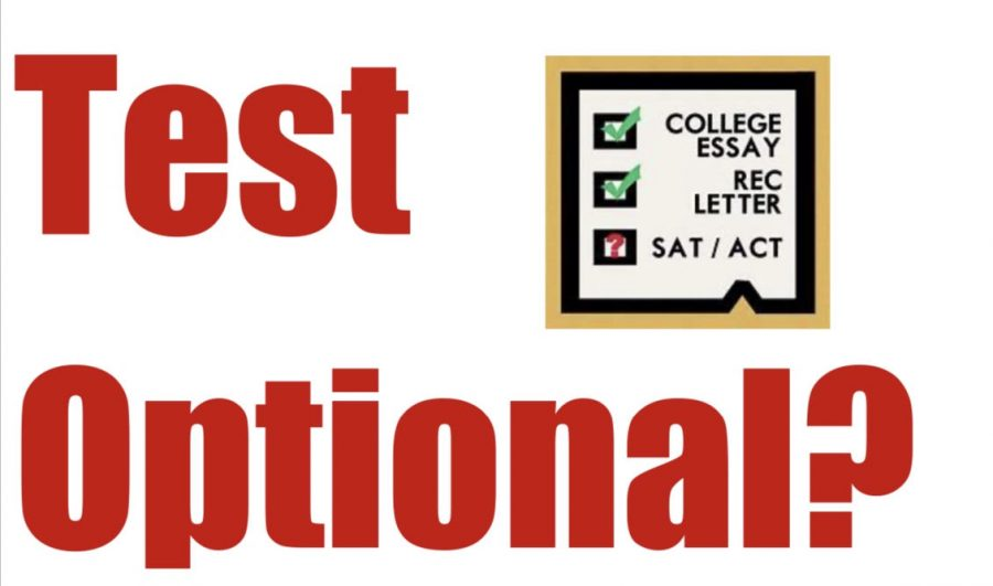 Requirements for college applications do not include SAT/ACT scores.