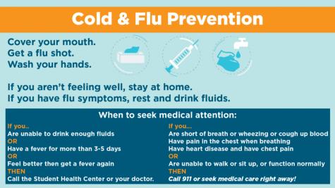 Cold & Flu Season: Are You Prepared?