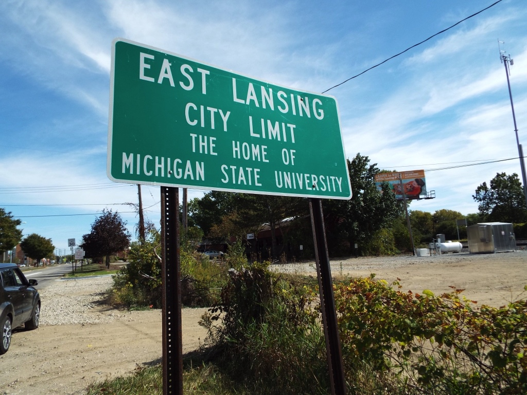 East Lansing - The home of Michigan State