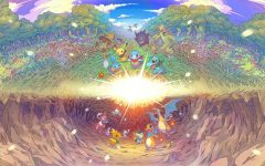 Image of Pokemon Mystery Dungeon DX's cover