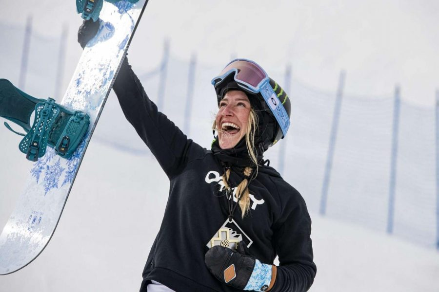 Jamie Anderson kicks off X Games with 18th career podium
