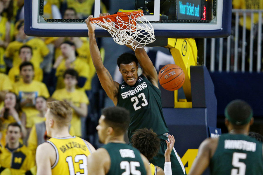 Michigan+State+upsets+Michigan+77-70%0A